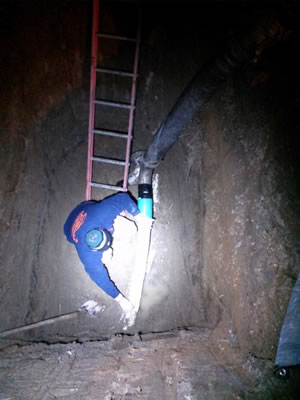 London Ohio Trenchless Sewer and Water Line Repairs